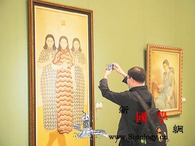 以最大规模捐赠展迎接观众-;-;中国_捐赠者-疫情-美术馆-捐赠-