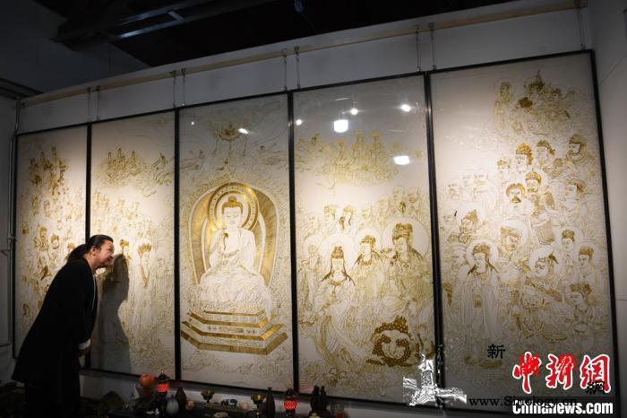 """中国三代民间艺人的""""珐琅情""""传承中_珐琅-艺术馆-传承-传习-"""