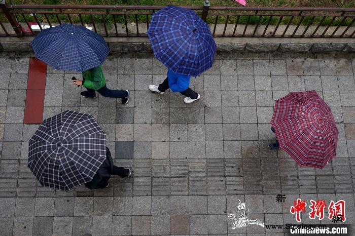 局地有暴雨西藏强降雨预警信号升级为黄_拉萨市-日喀则-拉萨-