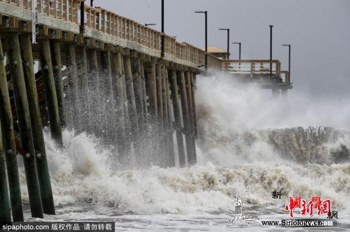 疫情下迎飓风季美当局称集体避难恐增加_美国-飓风-格里-
