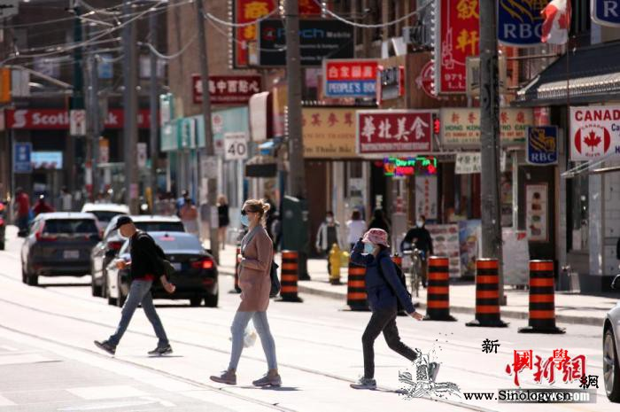 加拿大累计病例逾8.3万例超八成与社_唐人街-例数-加拿大-