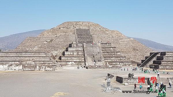 专家用电脑合成技术复原墨西哥特奥蒂瓦_墨西哥-国家文物局-鼎盛-复原-