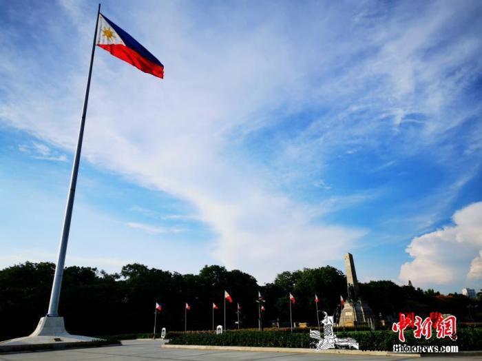 菲律宾新增539例新冠确诊病例创单日_马尼拉-菲律宾-隔离-