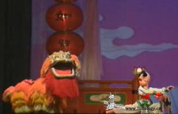 【云•游中国】海派木偶剧陪_狮子舞-布鲁塞尔-国际儿童节-看了-