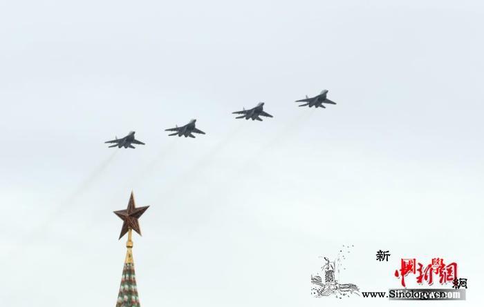 俄官员:普京与嘉宾将现场观看卫国战争_卫国战争-莫斯科-阅兵式-