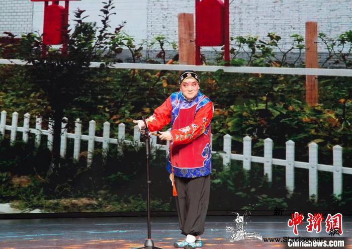 中国曲艺牡丹奖入围者袁沛耀:撸板呱嘴_晋剧-曲艺-巴彦淖尔-牡丹-
