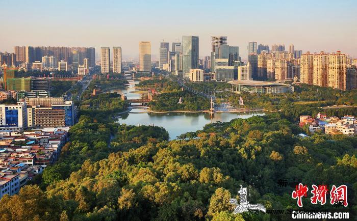 广东自然保护地达1362个数量位居全_林业局-广东省-广东-