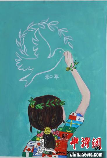 布鲁塞尔中国文化中心线上展出抗疫题材_布鲁塞尔-线上-疫情-文化中心-