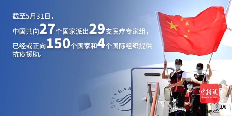 白皮书:截至5月底中国共向27个国家_画中画-国共-专家组-