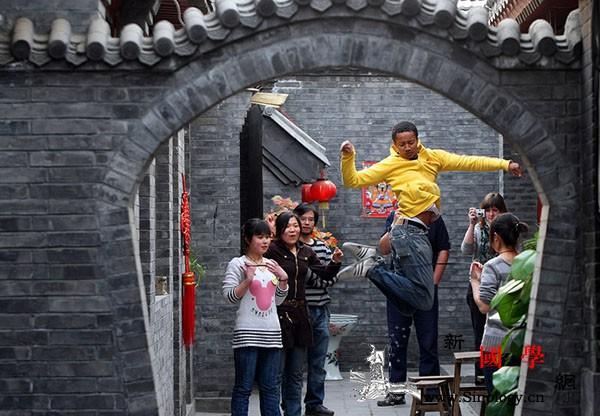 """线上主题游让老北京海外""""圈粉""""_惠灵顿-文化中心-北京-旅游局-"""