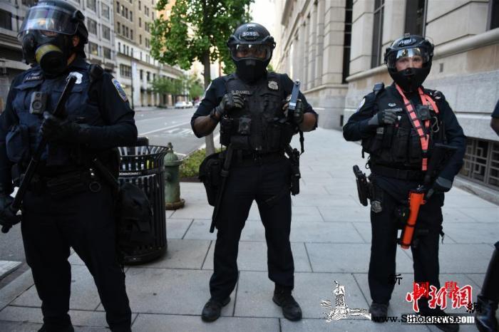 美华盛顿特区国民警卫队:一些成员感染_华盛顿-印第安纳州-田纳西州-
