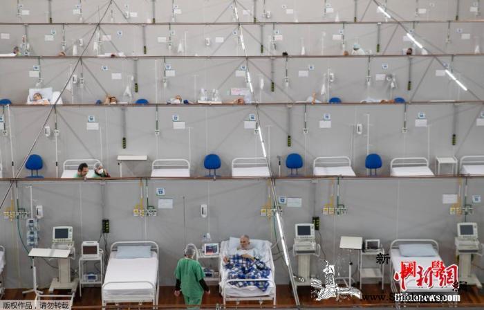 巴西累计新冠肺炎确诊病例破80万、死_圣保罗-巴西-肺炎-
