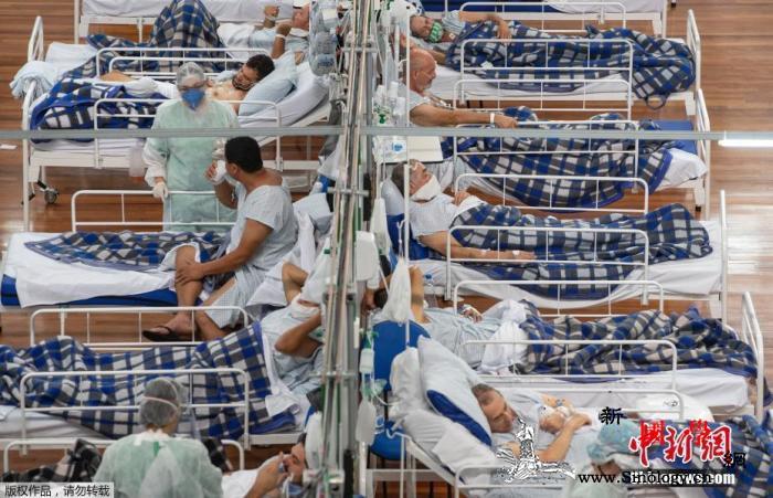 巴西新冠肺炎死亡人数升至全球第二疫情_圣保罗-巴西-里约热内卢-