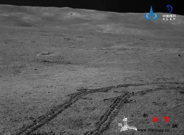 嫦娥四号和玉兔二号自主唤醒进入第十九_玉兔-嫦娥-四号-