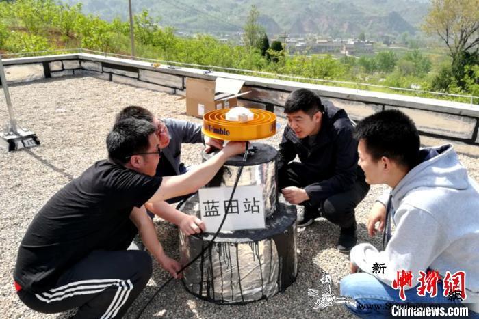 陕西建成94座北斗基准站服务系统助力_陕西-基准-北斗-