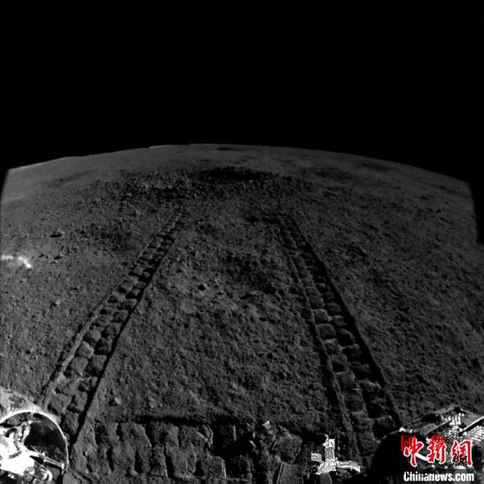 揭秘月背不明胶状物质身份:或为撞击形_角砾岩-胶状-玉兔-