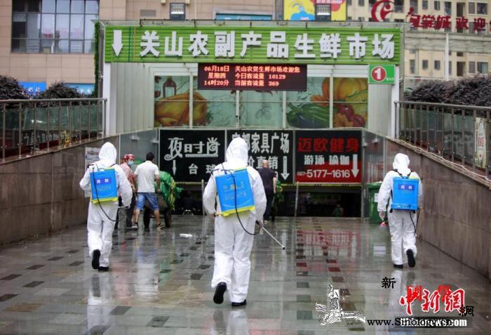 武汉一周来共抽检503家超市和农贸市_武汉市-抽检-农贸市场-