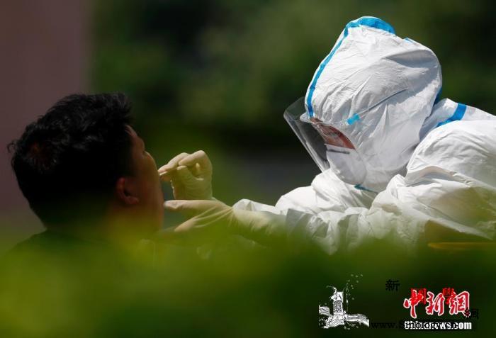 北京市日核酸检测能力已由4万份提升至_东城区-核酸-北京市-