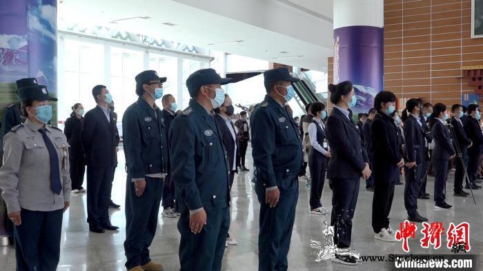 """西藏自然科学博物馆恢复开放后迎来""""双_西藏自治区-揭牌-西藏-"""
