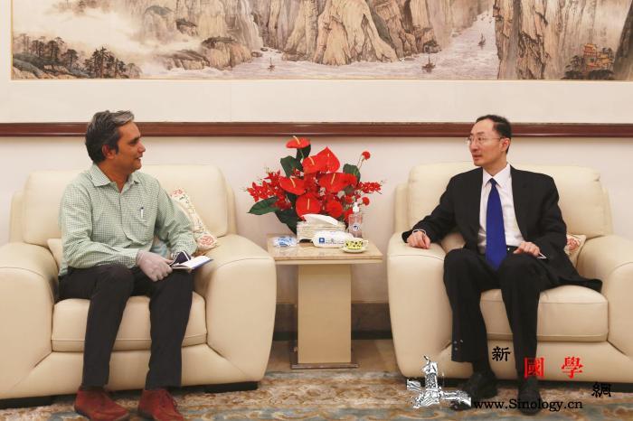 中国驻印度大使:中印加勒万河谷事件完_河谷-边境-事件-