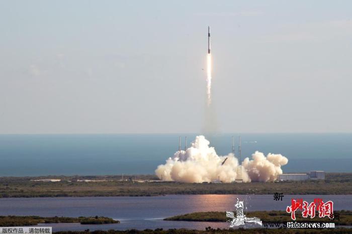 """SpaceX再推迟发射第10批""""星链_猎鹰-美国-补给-"""