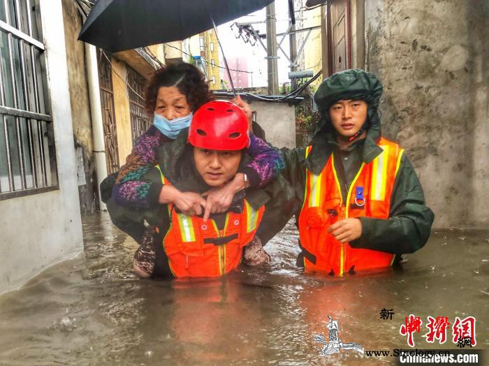 湖北强降雨已造成120.75万人受灾_随州-消防员-神农架林区-