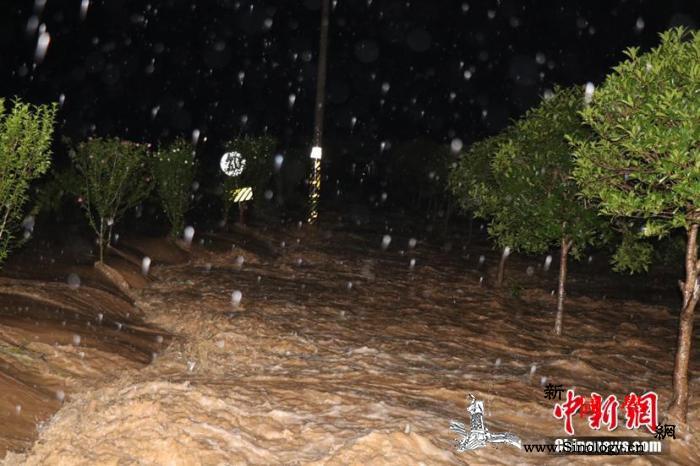 国务院扶贫办:对因洪涝灾害造成返贫致_洪涝-国务院-帮扶-