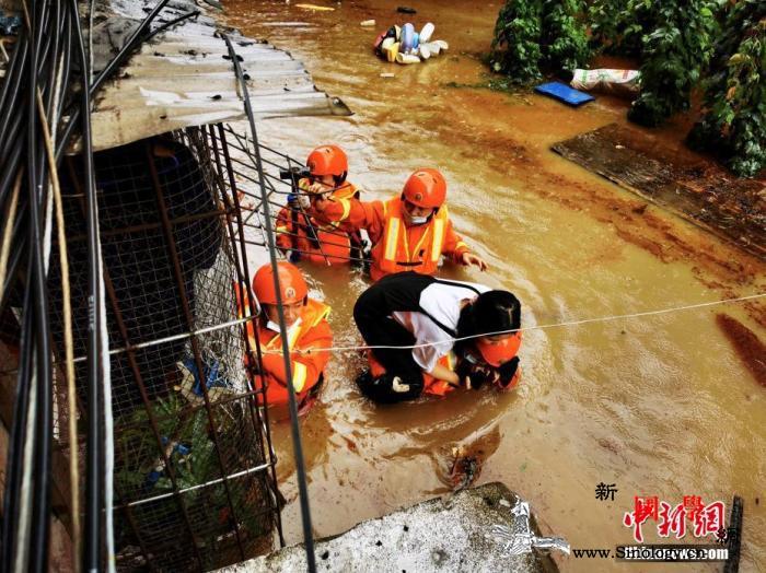湖北近日强降雨致198.21万人受灾_宜昌-湖北省-防汛-
