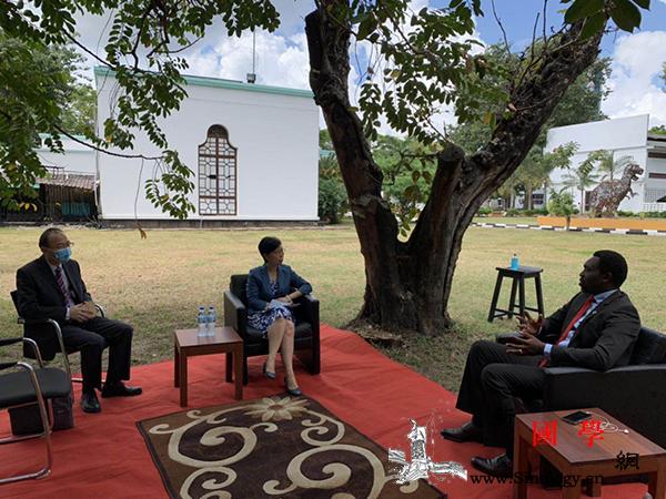 中方将坚定不移推进中坦旅游合作_坦桑尼亚-疫情-旅游业-旅游市场-