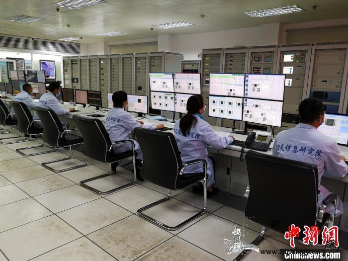 中国遥感卫星地面站成功接收高分多模卫_遥感-喀什-接收-