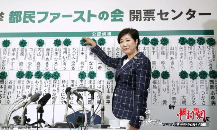东京都知事与东京奥组委主席会谈拟设新_知事-东京-共同社- ()