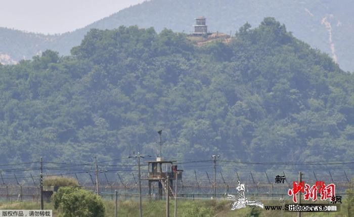 朝中社:朝鲜高官重申朝方无意与美国_哨所-朝鲜-开城- ()