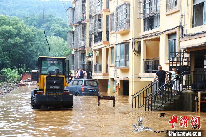 国家减灾委、应急管理部对江西启动国家_武宁县-江西省-救灾-