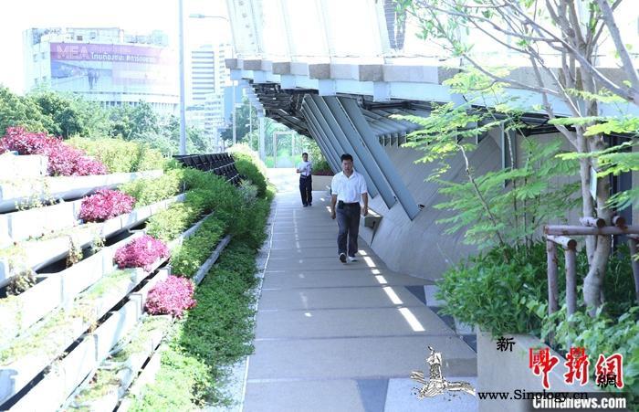 """曼谷随笔:湄南河上建空中公园""""天使之_曼谷-湄南河-泰国-"""