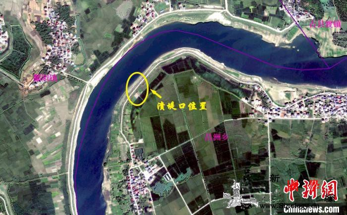 高分三号卫星拍摄分析鄱阳湖区洪灾数据_鄱阳-湖区-江西-