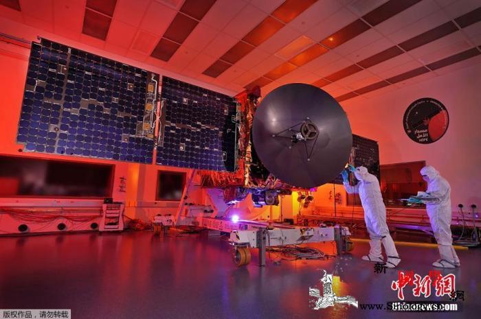发射推迟:阿联酋首个火星探测器拟于1_穆罕默德-阿联酋-火星-