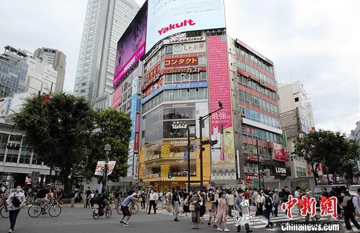疫情之下日本计划启动旅游支援项目引_东京-日本-疫情-