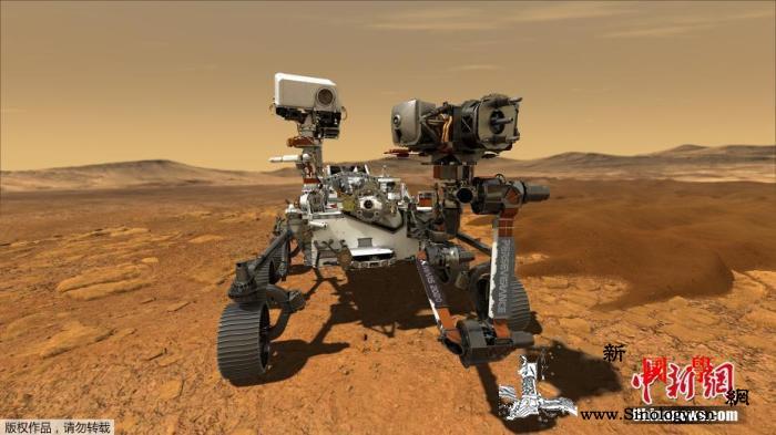 """美""""毅力号""""火星车将于月底升空探寻微_火星-毅力-航天局-"""