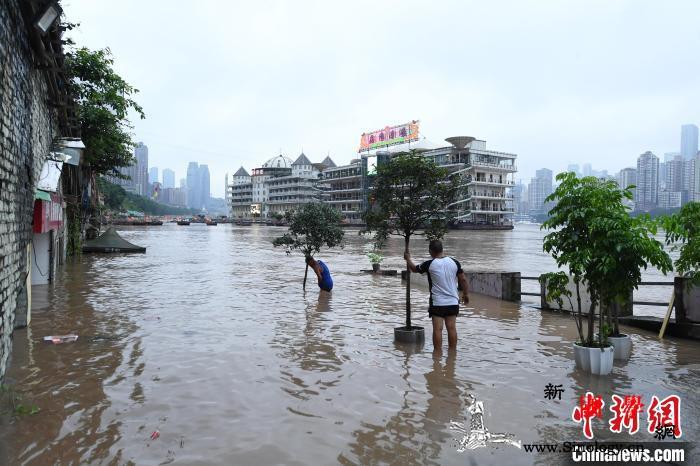 重庆31个区县逾55万人受灾死亡11_重庆市-水位-重庆-