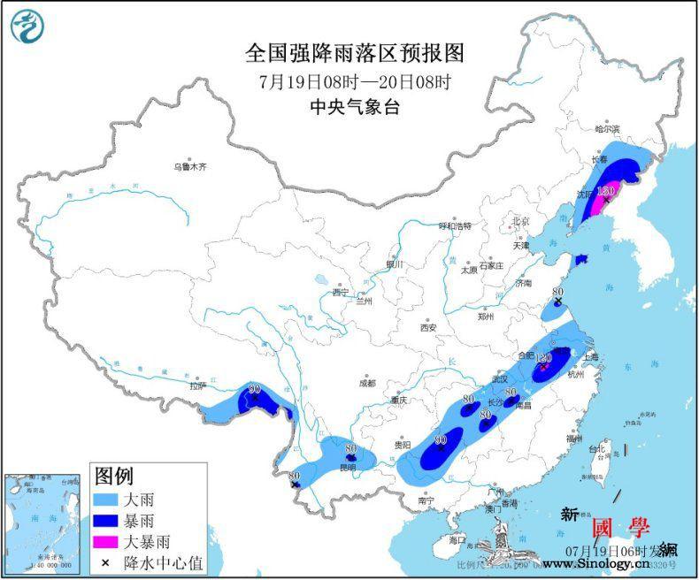 贵州江汉江淮江南北部等地有强降雨江南_西藏-江南-贵州-
