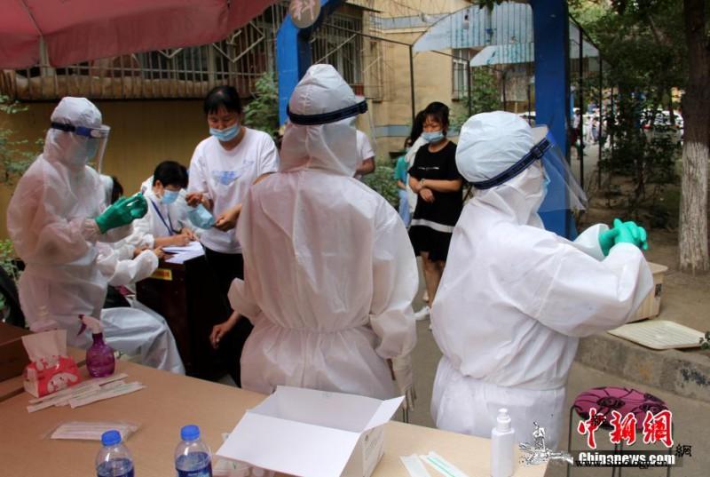 乌鲁木齐现有隔离人员全部完成核酸检测_康泰-乌鲁木齐市-天山-