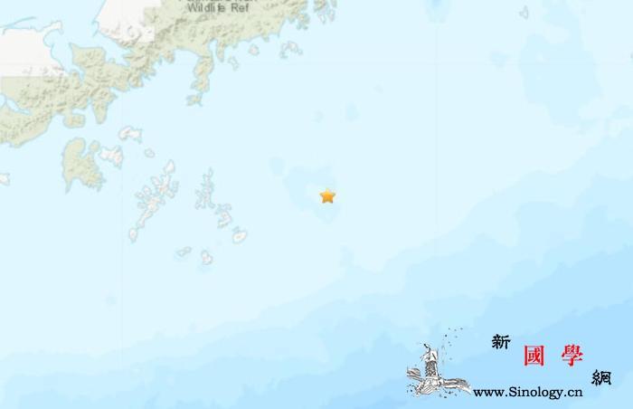 美阿拉斯加7.8级强震暂未致人员伤亡_阿拉斯加州-阿拉斯加-美国-