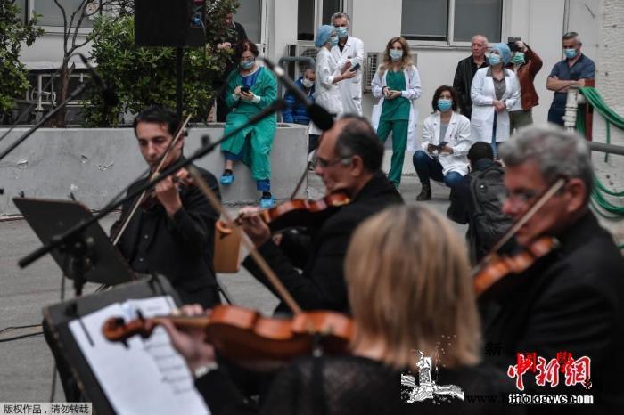 希腊政府重启新冠疫情简报会将每周举行_哈达-雅典-希腊-