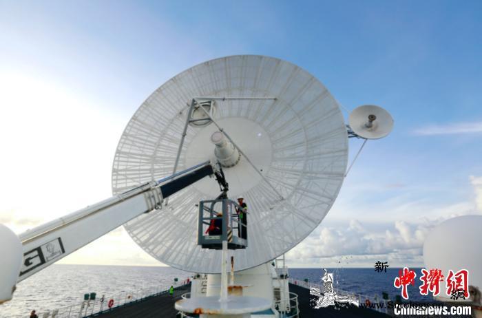 三船布阵大洋护送天问一号升空_长征-测控-远望-