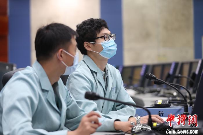 """天基测控系统团队搭建""""天路""""保障天问_长征-测控-火箭-"""