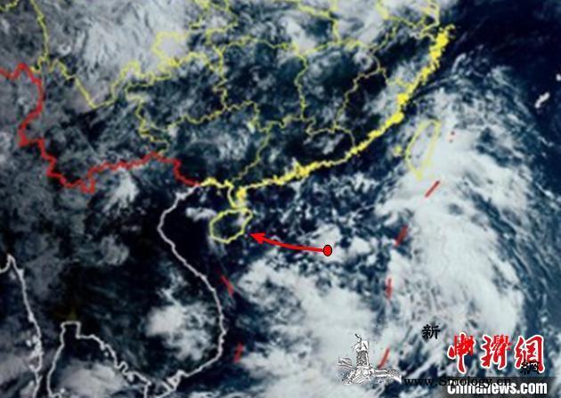 南海热带低压可能于31日生成海南岛将_海南岛-海南省-南海-
