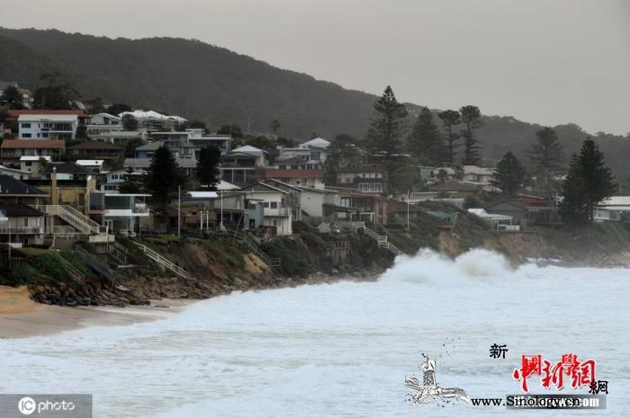 国际最新研究:到2100年海岸洪水或_澳大利亚-海平面-洪水-