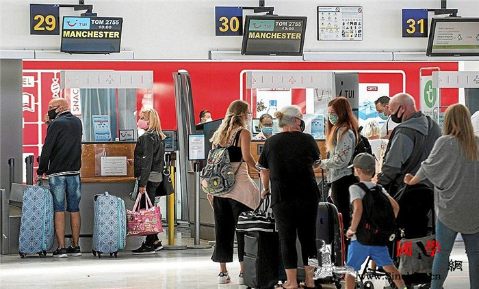欧洲多国发布赴西班牙旅行警示_西班牙-英国-疫情-旅客-