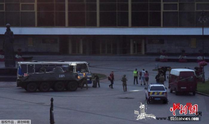乌克兰男子威胁在银行引爆bombzh_乌克兰-男子-已被-