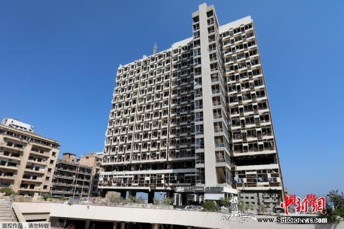 法总统马克龙启程赴贝鲁特将成爆炸后首_贝鲁特-黎巴嫩-格林尼治-